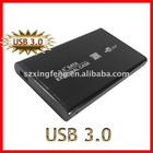 "NEW USB3.0 2.5"" ethernet hdd enclosure"
