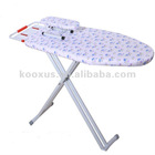 Four legs metal stable ironing board