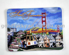 2011 new arrival square pvc mouse pad with foam backing