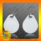 LF/HF RFID mifare key tag