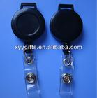 badge reel clip holder