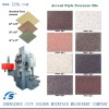 JS-600 floor tile making machine