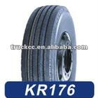 TBR tyre KR176 manufacture