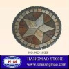 tile round mosaic medallion floor&wall patterns