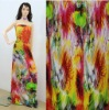 Latest 100% Viscose Digital Printed Fabric