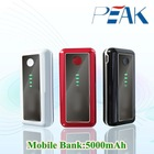 5000mAh mobile power,power bank for iPad,Samsung,Nokia ,blackberry etc