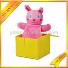 jack in the box/doll box/magic box--funny rabbit