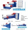 PP/PE double-screw extrusion line plastic extruder plastic granulator