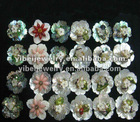 Flower design fashion tat ring
