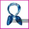 Fashion style 100% silk printed scarf