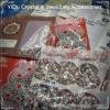 ASFOUR 888 series crystal stones of lemon foil