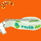 Promotional slight 20mm Eco Friendly Yarn Lanyards LAN-009