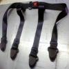 polyester 4 points safety belt