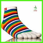 New Design Injinji Stretches 5 Toe Yoga Sock