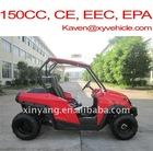 US and EU certified 150CC OR 170CC UTV with EEC, EPA, CARB