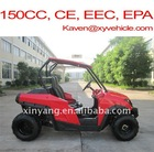 US and EU certified 150CC OR 170CC UTV with EEC, EPA, CARB
