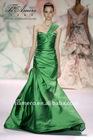 2012 Latest Designer One-shoulder Evening Dress TW-1801