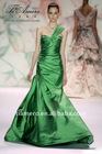 2012 Latest Designer One-shoulder Evening Dress TW-1801