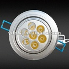 High power 7W LED downlight with CE&ROHS