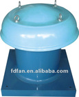 AC axial flow roof exhaust/ventilator fan with low noise