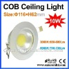 High quality COB led downlight with CE&RoHS