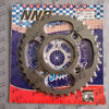 CG125 motorcycle brake parts Rear Sprocket