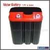 Maintenance free 12V 5.5ah motorcycle battery