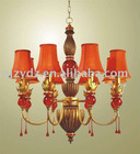 modern decorative crystal chandelier