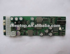 Mini-ITX power supply support 8V-28V wide voltage input design