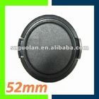 52mm Universal Clip On Front Lens Cover For DSLR Camera