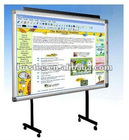 102 inch interactive white smart board