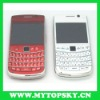 H9700C Three SIM Card Telefono TV Mobile Phone with Qwerty Keyboard