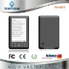 "5"" inch Ebook reader with Adobe DRM,e-reader"