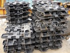 track shoe for crawler crane parts