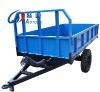 walking farm tractor trailer