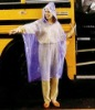 Promotional PE or PVC poncho