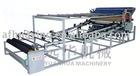 Pin stenter net belt laminating machine