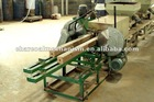 Wood Shaving Pallet Block Making Machine