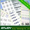 Many sorts of adhesive stickers and labels bar code label provide shelf label