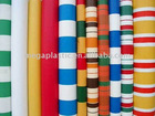 PVC coated tarpaulin fabric for tents