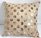 Andorra style decorative cotton / polyester cushions