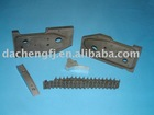 Spare parts for Gill Box