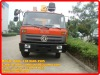 dongfeng 6*4 10 tons with 3 arms straight crane truck