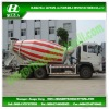 9 m3 mixer drum with DFL 6X4 Concrete Mixer Truck