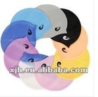 Colorful Printed Silicon Swimming Caps
