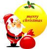 Father Christmas usb flash drive