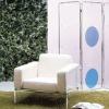 acrylic sofa chair