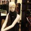 Foshan Silk Gauze Singleside Shawl