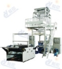 SJ-G Series double (three)-layer co-extrusion rotary machine-head film blowing machine set