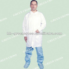 Breathable Microporous Lab Coat / Visit Coat